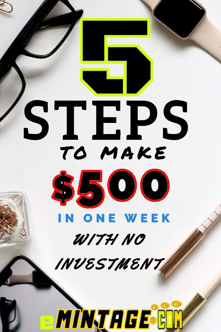 earn-$500-in-a-week